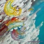 Bubble-being - ANTBYTE ART by Carlos Antonio Nogueira