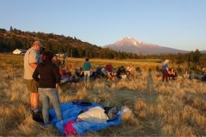 ET Contact Retreat - Mt Shasta, CA - CE-5 Event